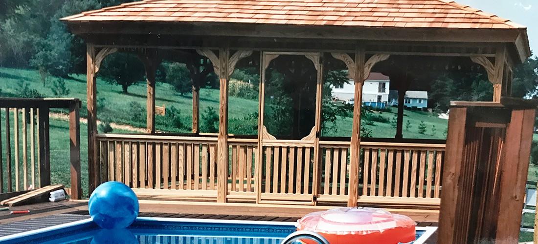The Barnyard Childrens Playground Equipment Kids Wood