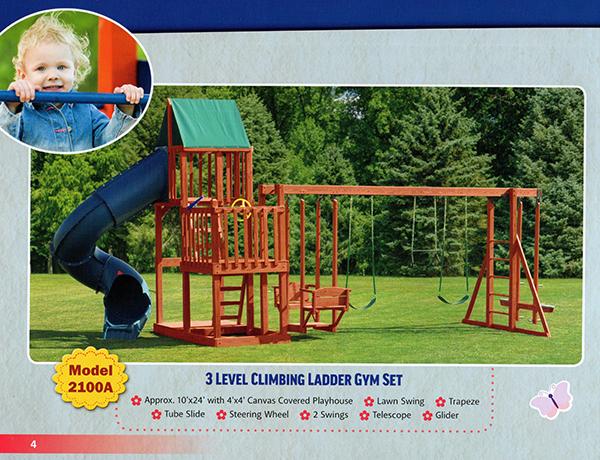 Barnyard Swingsets Maryland Childrens Playground Equipment