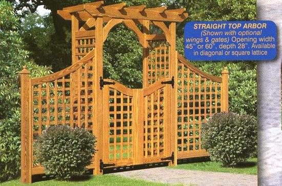 The Barnyard Garden Accessories Arbors Trellis