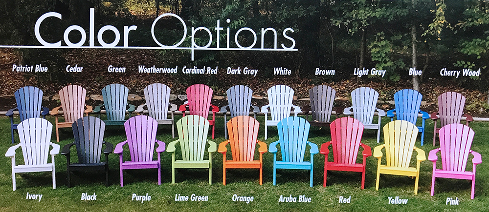 Outdoor Adirondack Chairs MD PA