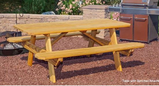 Picnic Tables MD PA