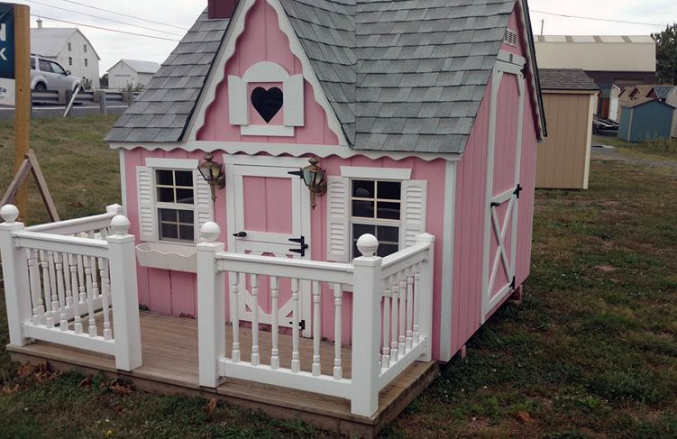 Playhouse Porch Maryland