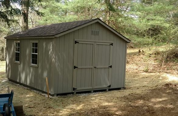 Shed Installation Maryland