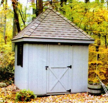Smokehouse Shed Maryland