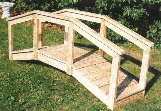 Wooden Bridge MD PA